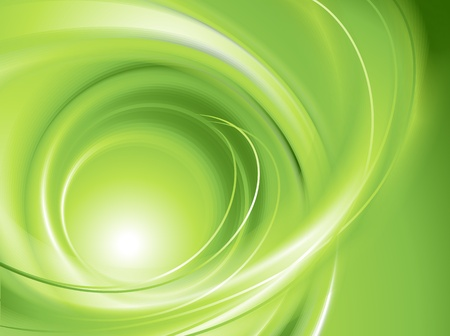 Abstract green background  no mesh