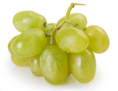 Foto für fresh grapes isolated on white background - Lizenzfreies Bild