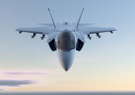 3D Jet F-35 fighter