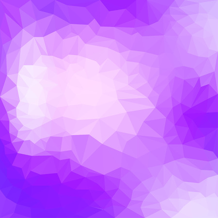 Abstract triangular polygonal geometric background