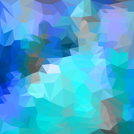 abstract triangle blended polygonal geometric background for use in design