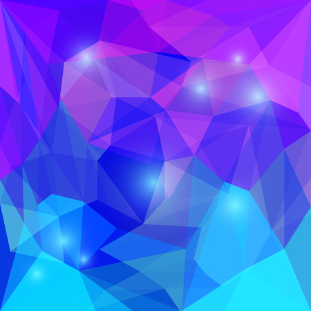 Abstract geometric poilygonal background