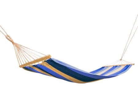 hammock isolated on white background