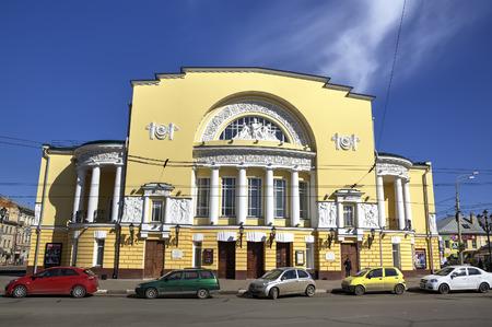 Volkov s Academic Theater of Drama  Yaroslavl, Russia