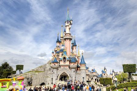 Disneyland Park  Paris, France