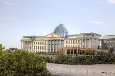 President palace. Tbilisi, Georgia