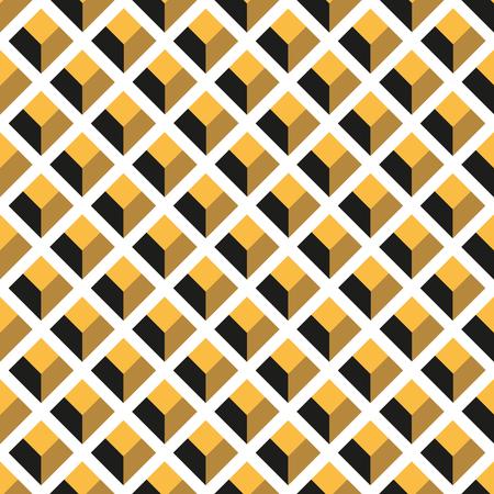 Seamless Gold Art Deco Pattern Texture Background Wallpaper