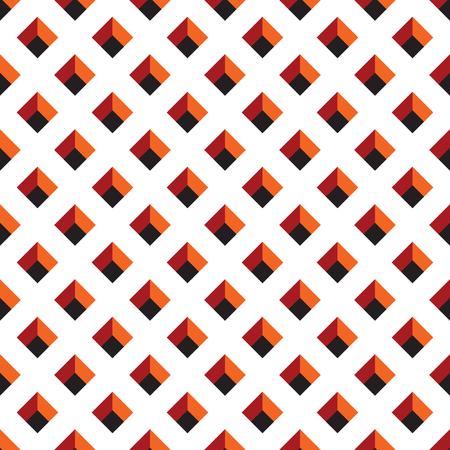 Seamless Geometric Pigeonhole Pattern Texture Background Wallpaper