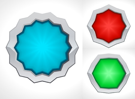 shield like badges