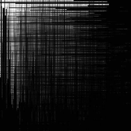Illustration pour Black and white grunge grungy artistic texture vector - image libre de droit