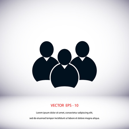 Gro, flat design best vector iconup icon vector