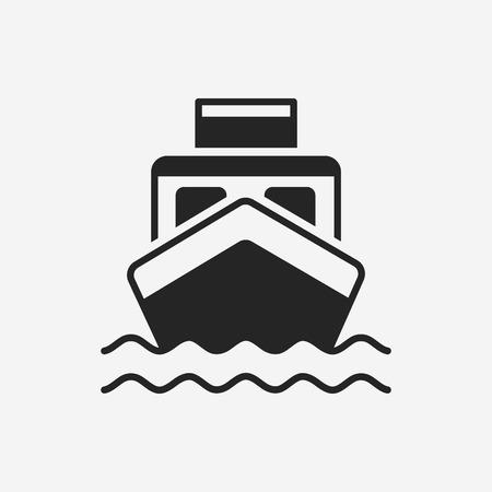 ship boat icon