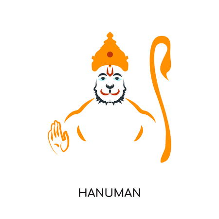 904b46611d How To Buy Cozy Fresh Hanuman Vector Icon Isolated On
