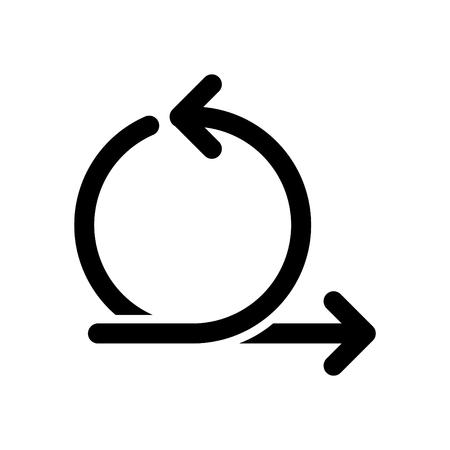 Illustration pour Agile icon, vector illustration - image libre de droit