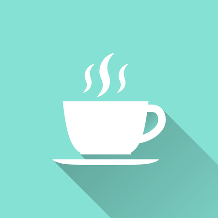 Free Vector | Coffee cup collection in flat design