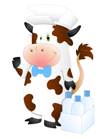 Milkman Cow