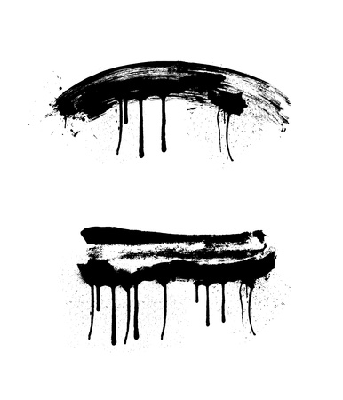Grunge Vector Paint