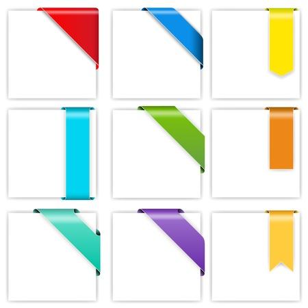 Corner Vector Elements