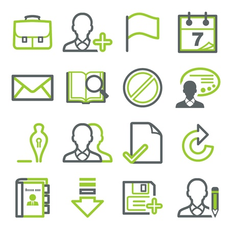 Icons for web set 1