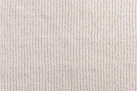 Photo pour Knitted white sweater pattern - image libre de droit