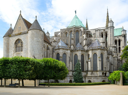 Cathedral of Chartres   France