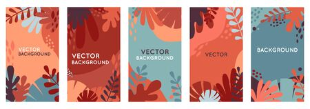 Illustration pour There are also brightly vibrant banners, - image libre de droit