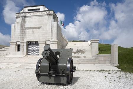 WWI Italian memorial