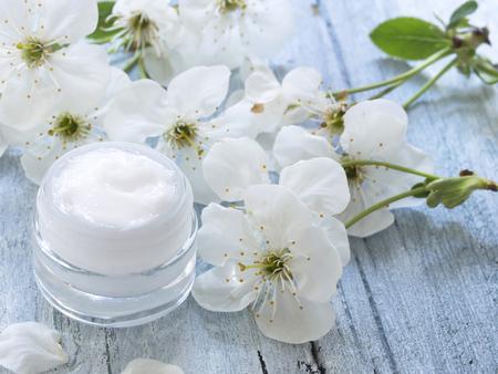 Photo pour natural cosmetics - image libre de droit