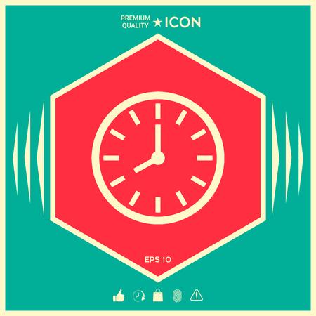 Watch icon symbol