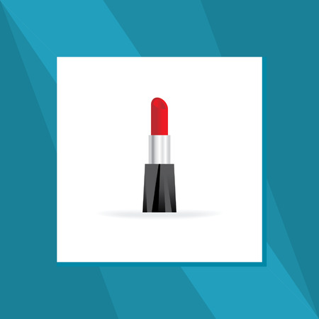 creative lipstick vector