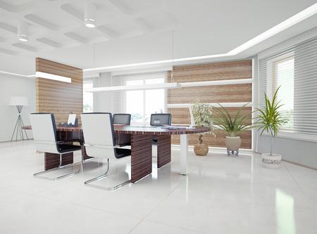 Photo pour modern office interior  design concept  - image libre de droit
