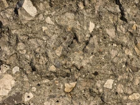 Close up of concrete surface