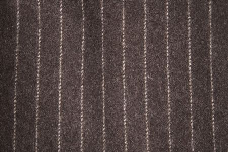close-up of pinstriped business textile background