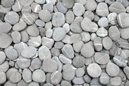 Pebbles stone background (texture)