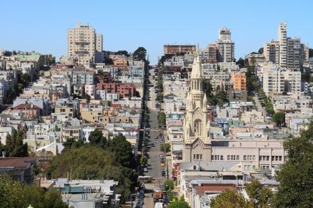 San Francisco street view