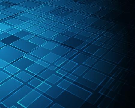 Abstract virtual tecnology vector background