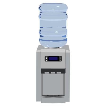 Water cooler, office water cooler, water dispenser, water bottle