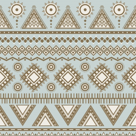 Aztec seamless pattern  Can be used in fabric design for making of clothes accessories dec
