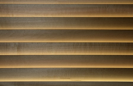 Wooden Blinds Background