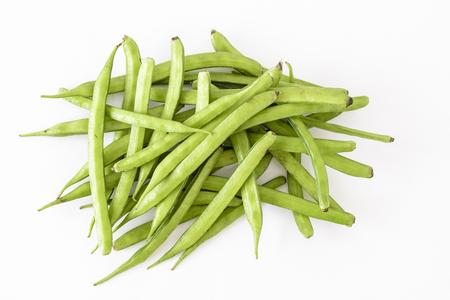 Foto für Organic Cluster beans or guar (Indian vegetable) and source of guar gum - Lizenzfreies Bild