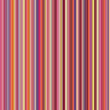 Retro (seamless) stripe pattern with warm colors