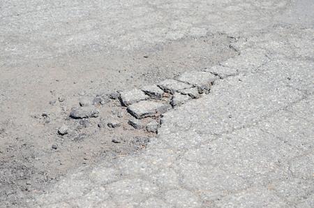 Damage road