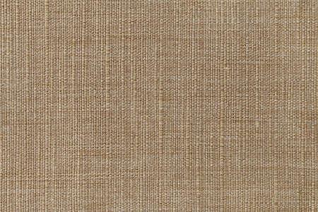 Photo pour Fabric texture canvas. Cotton background. Detail close up for dress or other modern fashion textile print. Beige textured design. - image libre de droit