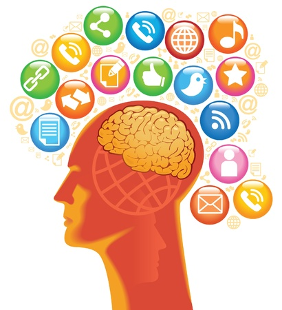 Social-Media-Head  The development of global communications