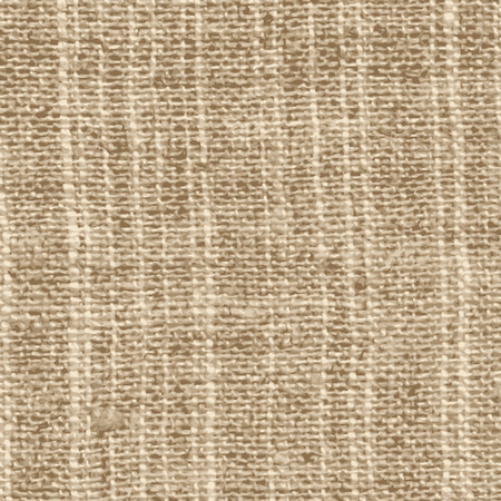 Illustration pour texture of old linen fabric. vector image - image libre de droit