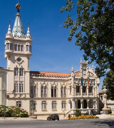 Sintra Town Hall, Portugal