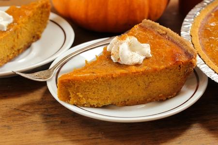 Pumpkin Pie Thanksgiving day dessert American food Pi day