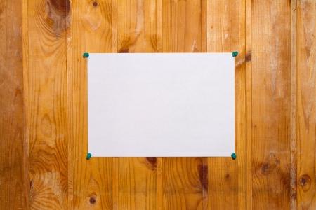 Photo pour sheet of white paper - image libre de droit