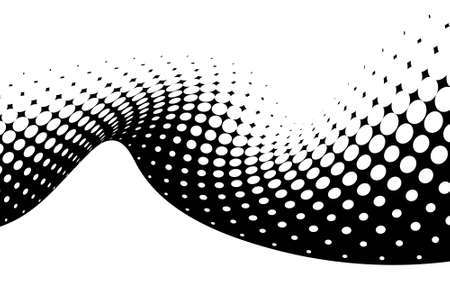 dotted wave