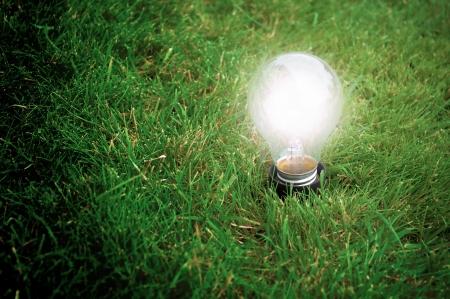 Photo pour Eco Friendly Energy - image libre de droit